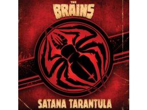 BRAINS - Satana Tarantula (Red Vinyl) (LP)