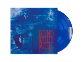 BLIND WILLIE MCTELL - Kill It. Kid - The Essential Collection (Blue Vinyl) (LP)