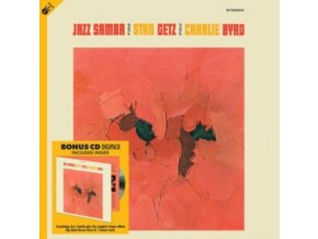 STAN GETZ & CHARLIE BYRD - Jazz Samba (LP + CD)