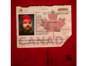 K TREVOR WILSON - Sorry! (A Canadian Album) (LP)