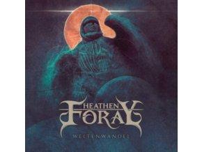 HEATHEN FORAY - Weltenwandel (Orange Vinyl) (LP)