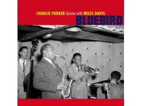 CHARLIE PARKER QUINTET FEAT MILES DAVIS - Bluebird (Solid Blue Vinyl) (LP)
