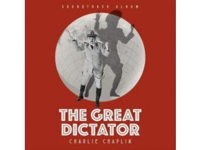 CHARLIE CHAPLIN - The Great Dictator (LP)