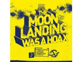 "REZNIK & MIKESH - The Moon Landing Was A Hoax (12"" Vinyl)"