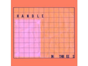 HANDLE - In Threes (Clear Vinyl) (LP)