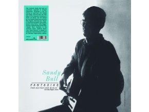 SANDY BULL - Fantasias For Guitar And Banjo (LP)