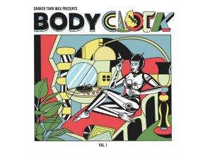 "VARIOUS ARTISTS - Bodyclock Vol.1 (12"" Vinyl)"