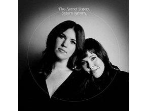 SECRET SISTERS - Saturn Return (Saturn Splatter Vinyl) (LP)