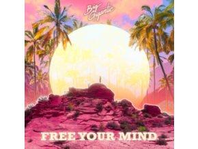 BIG GIGANTIC - Free Your Mind (Coloured Vinyl) (6 Mm Spine) (LP)