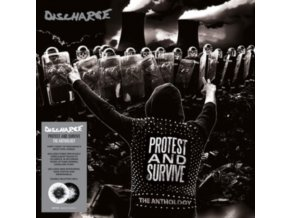 DISCHARGE - Protest & Survive: The Anthology (LP)