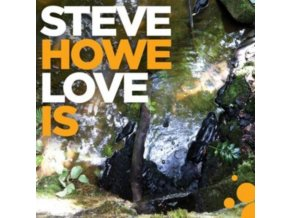 STEVE HOWE - Love Is (LP)