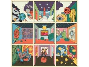 STRFKR - Future Past Life (Orange Vinyl) (LP)