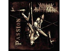 ANAAL NATHRAKH - Passion (Red/White Swirl Vinyl) (LP)