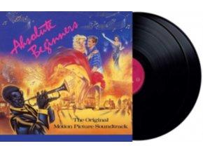 VARIOUS ARTISTS - Absolute Beginners - Original Soundtrack (LP)