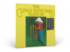 CLIMAX BLUES BAND - Plays On (LP)