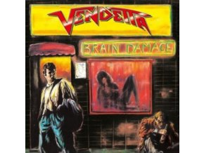 VENDETTA - Brain Damage (LP)