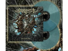 SHRAPNEL - Palace For The Insane (Transparent Blue Vinyl) (LP)