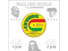 "WAILING SOULS - Shark Attack (Feat. Alborosie) (7"" Vinyl)"