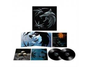 GIONA OSTINELLI & SONYA BELOUSOVA - The Witcher - Original TV Soundtrack (LP)