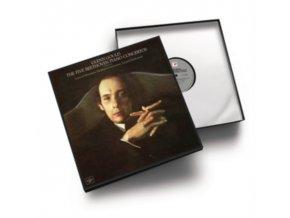 GLENN GOULD - Beethoven: The 5 Piano Concertos (LP)