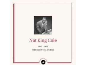 NAT KING COLE - 1943-1955: The Essential Works (LP)