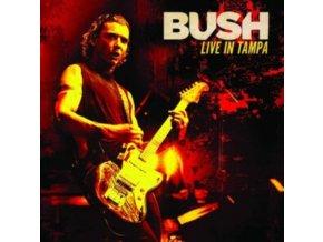 BUSH - Live In Tampa (Red Vinyl) (LP)