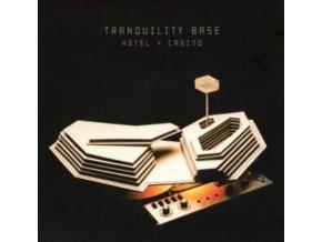 ARCTIC MONKEYS - Tranquility Base Hotel & Casino - Silver Vinyl (LP)