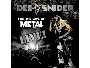 DEE SNIDER - For The Love Of Metal - Live (LP + DVD)