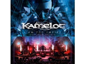 KAMELOT - I Am The Empire - Live From The 013 (LP + DVD)