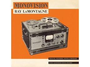 RAY LAMONTAGNE - Monovision (LP)