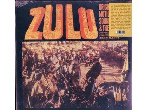 JOHN BARRY - Zulu - Original Soundtrack (LP)