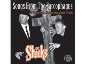 "SHARKS - Songs From The Sarcophagus (10"" Vinyl)"