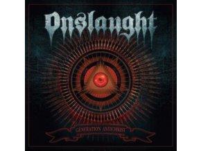ONSLAUGHT - Generation Antichrist (Silver Vinyl) (LP)