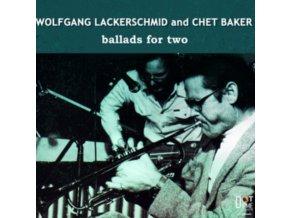 WOLFGANG LACKERSCHMID & CHET BAKER - Ballads For Two (LP)