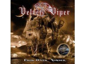 VELVET VIPER - From Over Yonder (Remastered Edition) (Clear Vinyl) (LP)