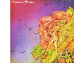 ALEJANDRO MEDINA - Alejandro Medina Y La Pesada (LP)