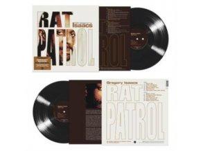 GREGORY ISAACS - Rat Patrol (LP)
