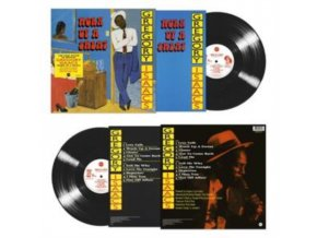 GREGORY ISAACS - Work Up A Sweat (LP)