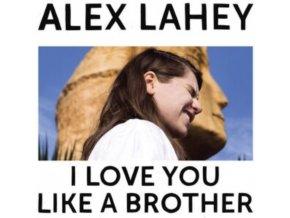 ALEX LAHEY - I Love You Like A Brother - Peach Vinyl (LP)