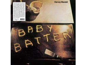 HARVEY MANDEL - Baby Batter (LP)