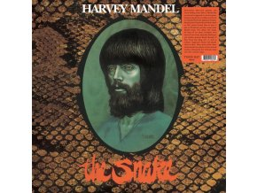 HARVEY MANDEL - The Snake (LP)