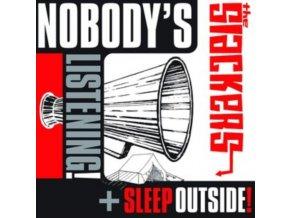 "SLACKERS - Nobodys Listening / Sleep Outside (12"" Vinyl)"