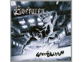 EVERGREY - Glorious Collision (Remasters Edition) (Clear Vinyl) (LP)