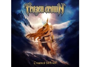 FROZEN CROWN - Crowned In Frost (Limited Gold Vinyl) (LP)