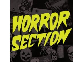 HORROR SECTION - Collection Volume 1 & 2 (LP)