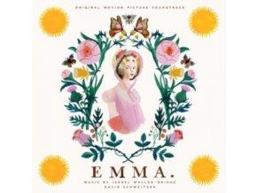 ISOBEL WALLER-BRIDGE & DAVID SCHWEITZER - Emma (LP)
