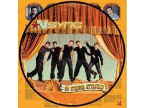 NSYNC - No Strings Attached (LP)