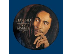 BOB MARLEY & THE WAILERS - Legend (Picture Disc) (LP)