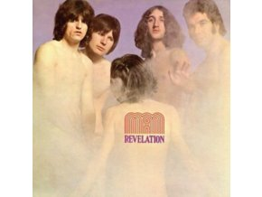 MAN - Revelation (Limited Purple Vinyl) (LP)