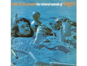 AIRTO - Seeds On The Ground - The Natural Sounds Of Airto (Ocean Blue Vinyl) (LP)